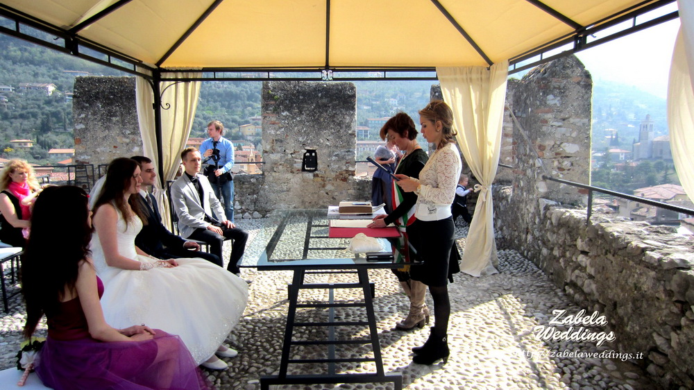 Jack  Tanya  Malcesine Lake Garda Italy