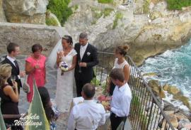 Подарите себе свадьбу за границей